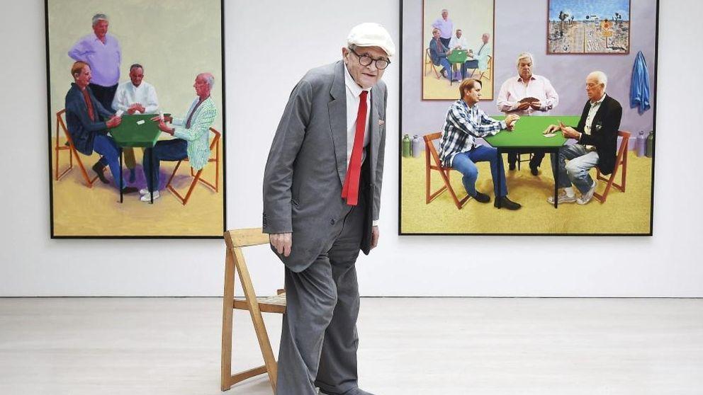 David Hockney contra la jubilación