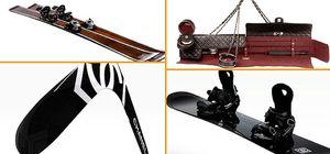 Foto: Tablas de snow, cañas de pescar... así son los complementos deportivos de Chanel