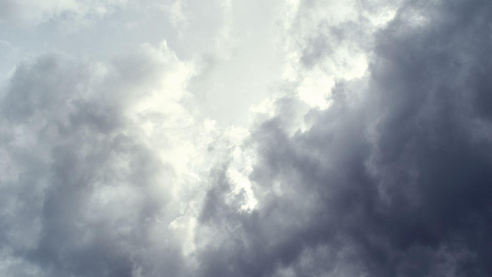 Foto: El tiempo: cielos nubosos. (iStock)