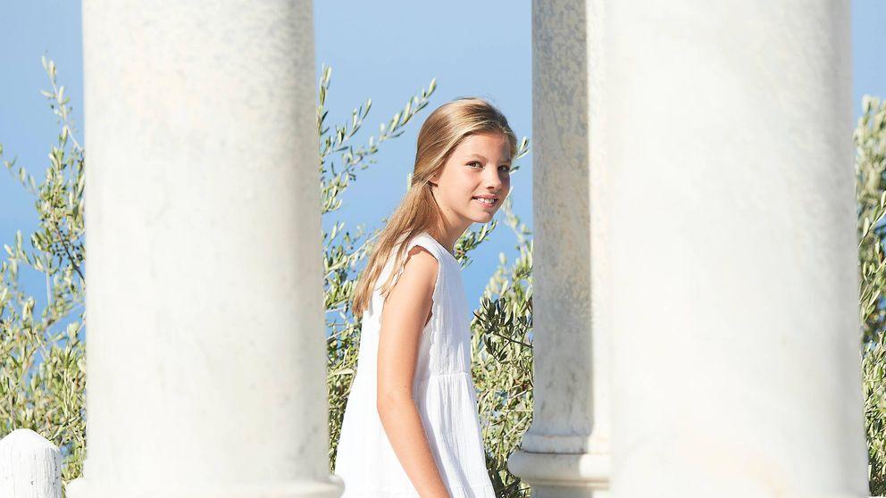 La infanta Sofía cumple 13 años: su antojo, su número de DNI y sus misteriosas gafas