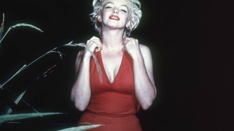 La actriz en una imagen de 1954. (Getty)