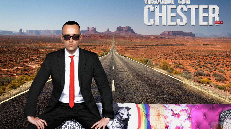 Foto: Risto Mejide para 'Viajando con Chester' (Cuatro)