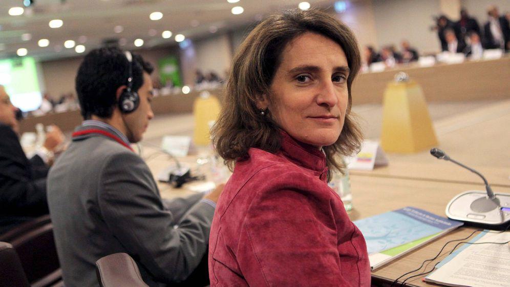 Foto: La nueva ministra de Medioambiente, Teresa Ribera. (EFE)