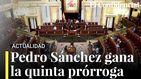 Así ha sido la jornada en el Congreso: Pedro Sánchez gana la quinta prórroga del estado de alarma