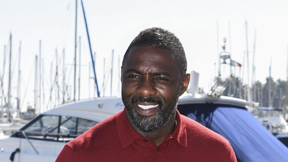 Foto: Idris Elba en Cannes en abril de 2015 (EFE/Olivier Anrigo)