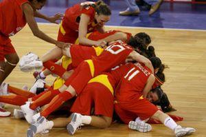 Las chicas del básket se clasifican para Pekín tras ganar a Cuba