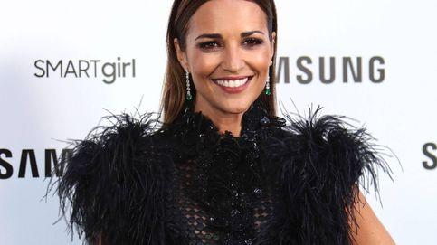 Paula Echevarría tiene 'la diadema' para el pelo rebelde