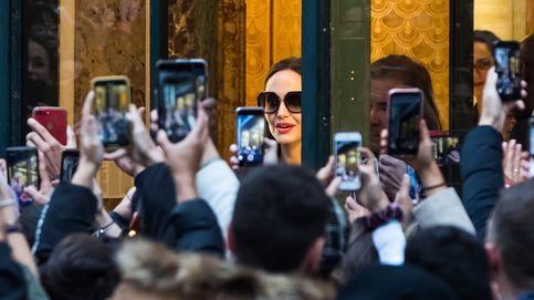 Angelina Jolie en Paris