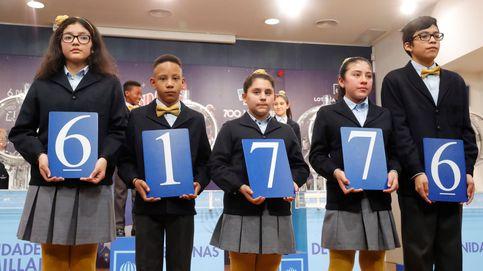 El segundo premio de la Lotería del Niño cae en el  61.776: 75.000 euros por papeleta