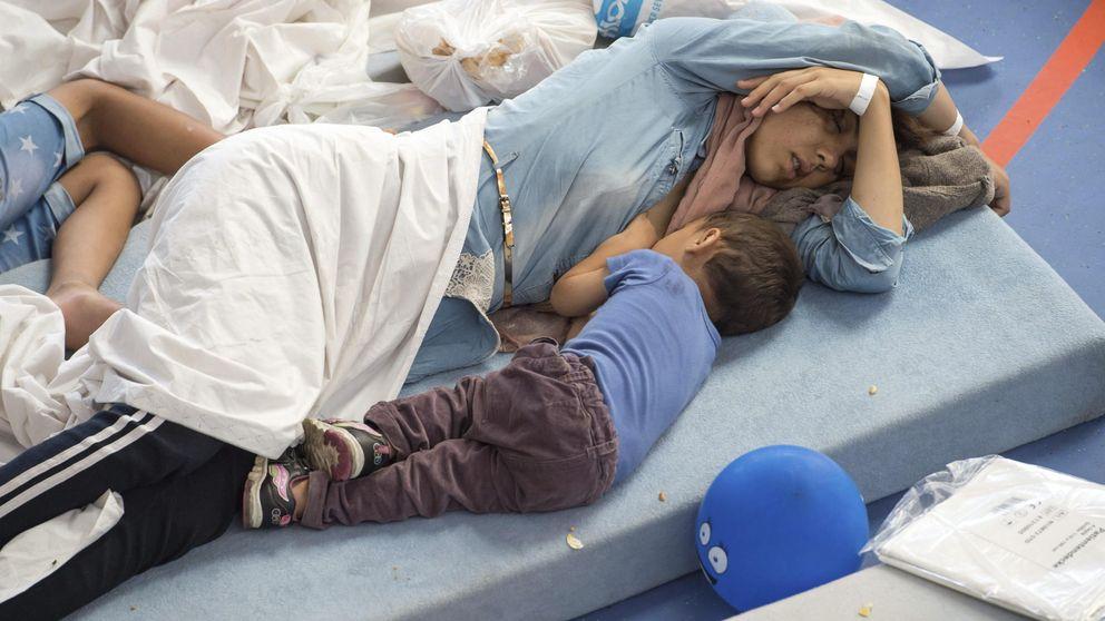 Bruselas pedirá el miércoles que España reciba 15.000 refugiados, un 12% del total