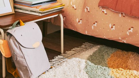 Las alfombras más divertidas para la habitación de tus hijos están en Zara Home