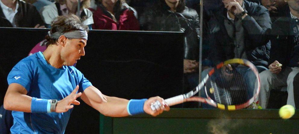 Foto: Así vivimos en directo el Nadal-Djokovic