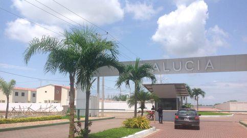 Vigas de madera, bichos y puertas rotas: así está la promoción para ecuatorianos retornados