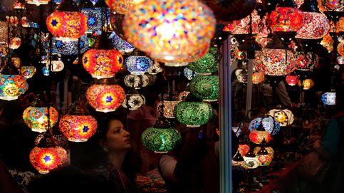 Feria internacional de artesanía en India