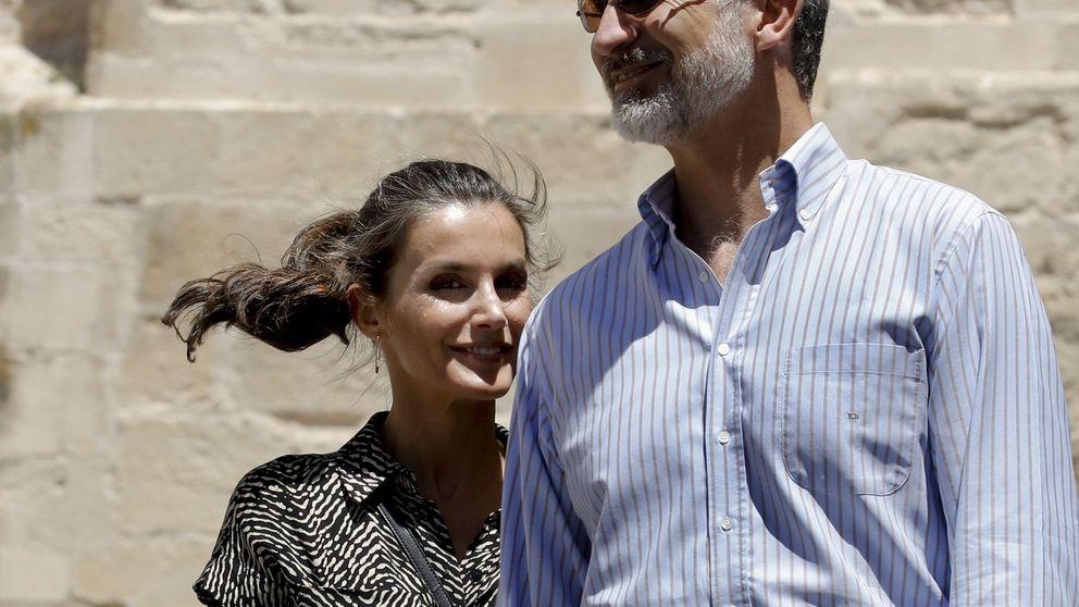 Las 3 anécdotas de Felipe y Letizia en Cuenca: del número de lotería a la corona