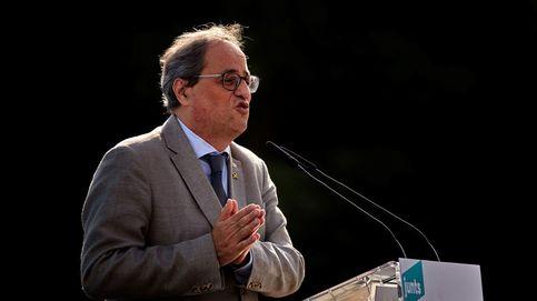 El Constitucional rechaza mantener a Torra como 'president' mientras estudia el recurso