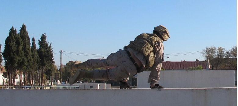 Entrena Como Un Soldado De Elite Y Ponte Agil Y Fuerte En Solo Seis