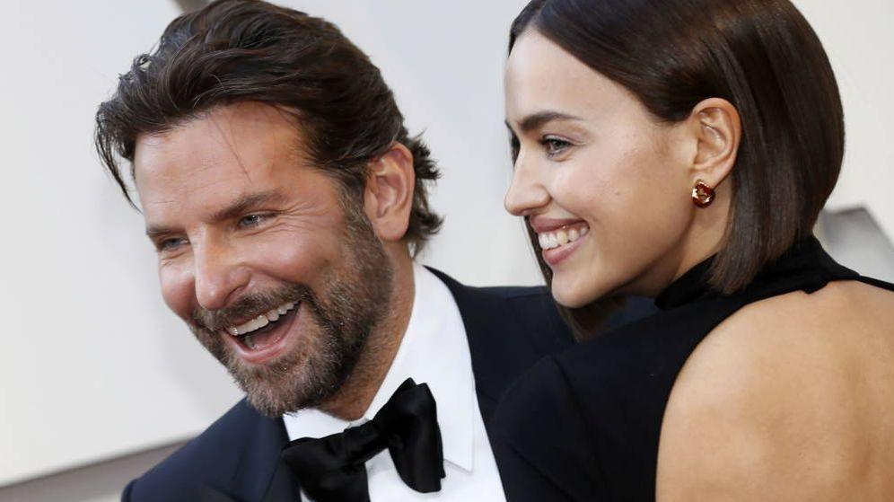 Foto:  Bradley Cooper e Irina Shayk. (EFE)