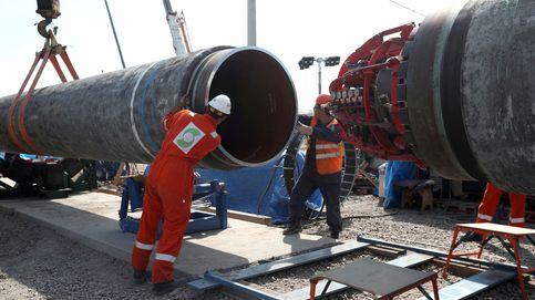 El Nord Stream 2 está a punto: colocan el último tubo del gasoducto de la discordia