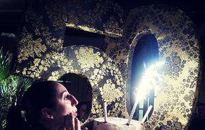 Rossy de Palma celebra los 50 con una fiesta llena de amigos