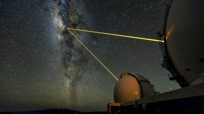 Se necesitan observatorios más potentes para seguir investigando. (EFE/Ethan Tweedie)