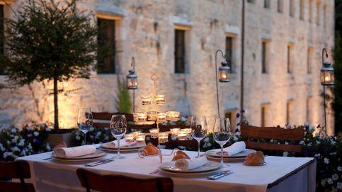 Comer y soñar en el único Relais & Châteaux de Galicia