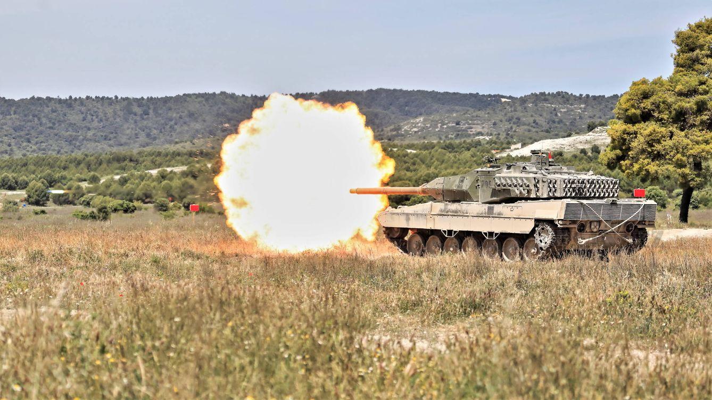 De blindado puntero a un carro del montón: el Leopardo español se queda obsoleto
