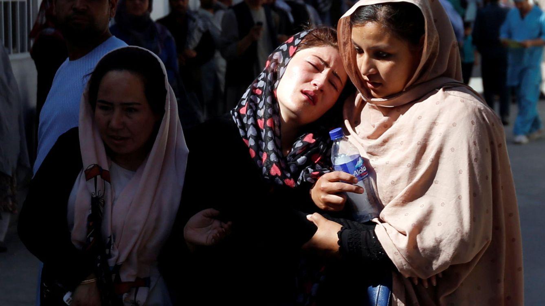 24 muertos y 42 heridos en un atentado suicida en Kabul reivindicado por talibanes
