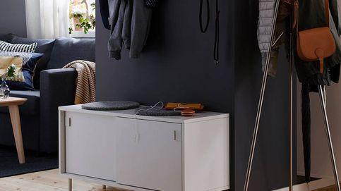 Ideal para recibidores pequeños, este mueble es la solución ideal para tu casa