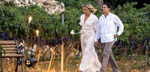 Post de Susana Gallardo y Manuel Valls: un año de casados y más enamorados que nunca