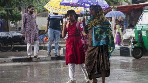 Monzón en Bangladesh