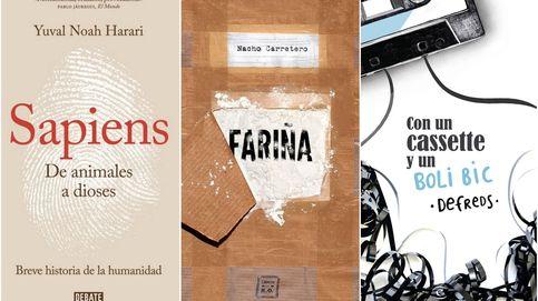 ¿Buscas un regalo para Navidad? Estos son los 15 libros más vendidos en 2018