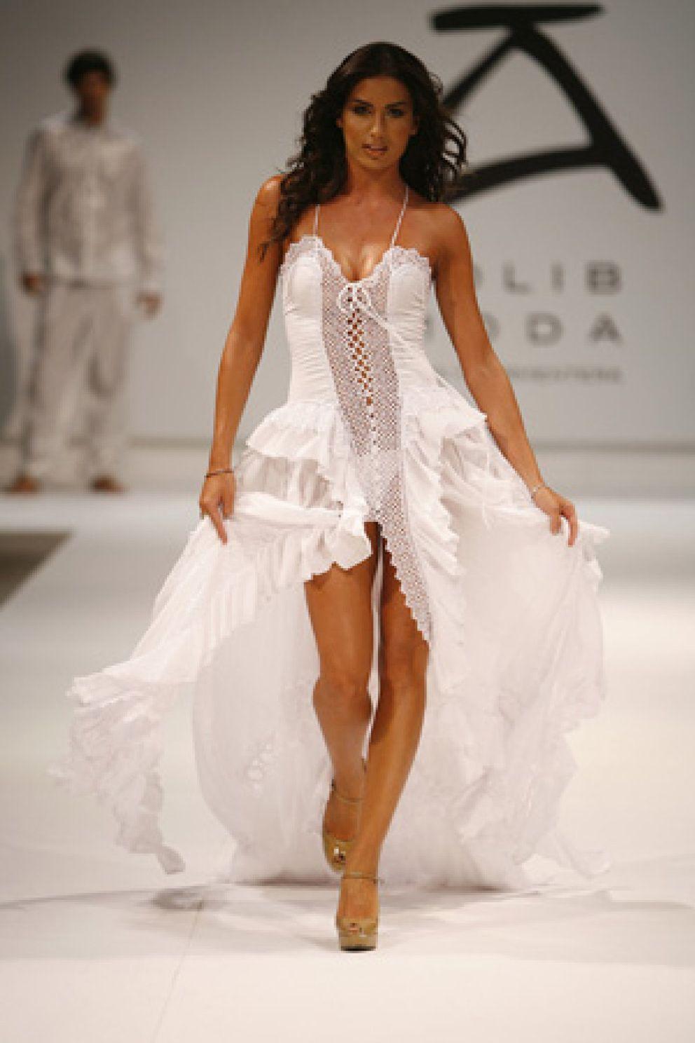 Vestidos de novia moda ibicenca