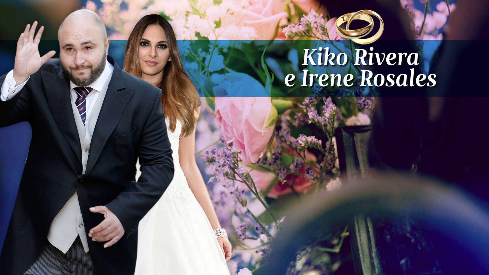 Foto: Boda de Kiko Rivera e Irene Rosales