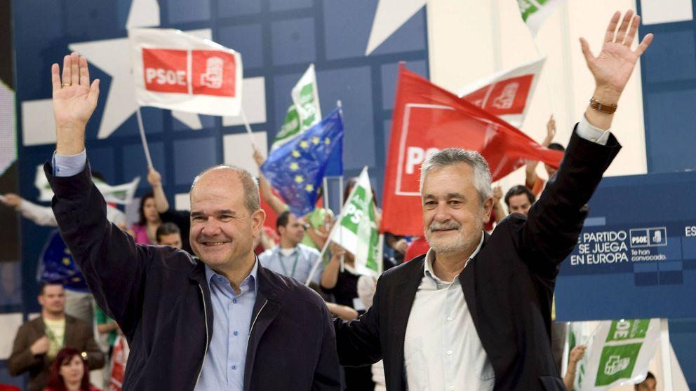Chaves y Griñán entran en campaña