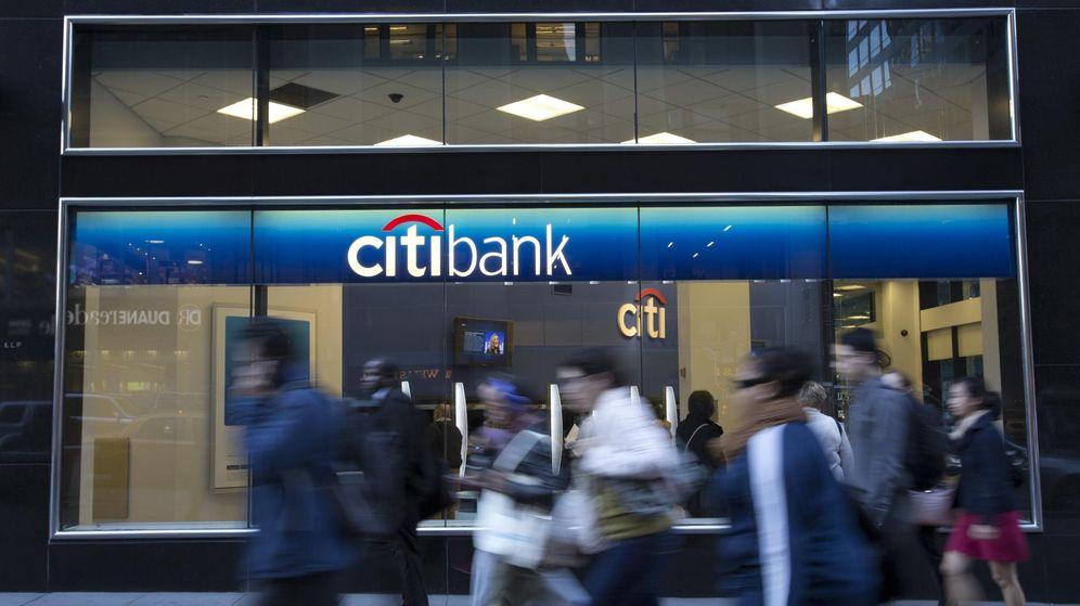Foto: Fachada de una sucursal de Citibank. (Reuters)