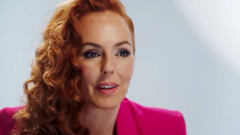 Rocío Carrasco, en la serie documental. (Mediaset)