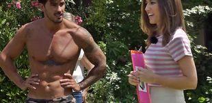 Post de Nuria Marín se vuelve loca tras protagonizar la fantasía sexual de Iván