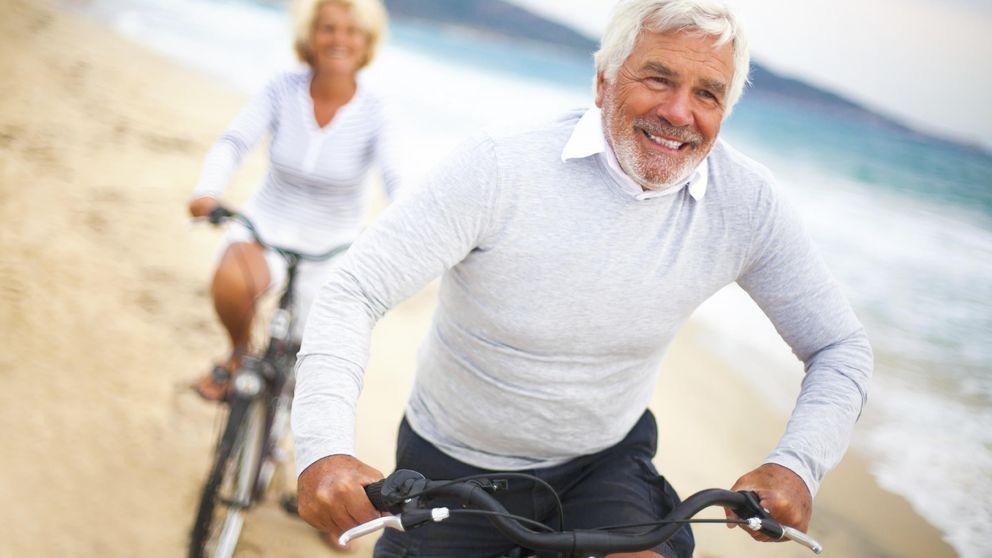 Los 5 ejercicios diarios que debes hacer para llegar (bien) a viejo