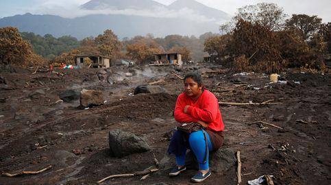 El volcán Fuego devasta Guatemala: las desoladoras imágenes tras este desastre natural