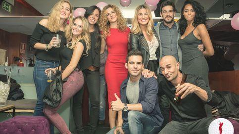 Mario Casas lo da todo en el cumpleaños de su hermana en Madrid