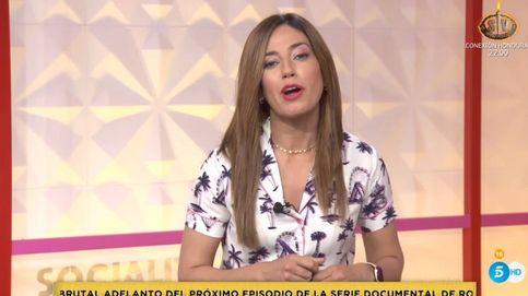 Nuria Marín pide perdón a la audiencia de 'Socialité' por un error sobre Guardiola