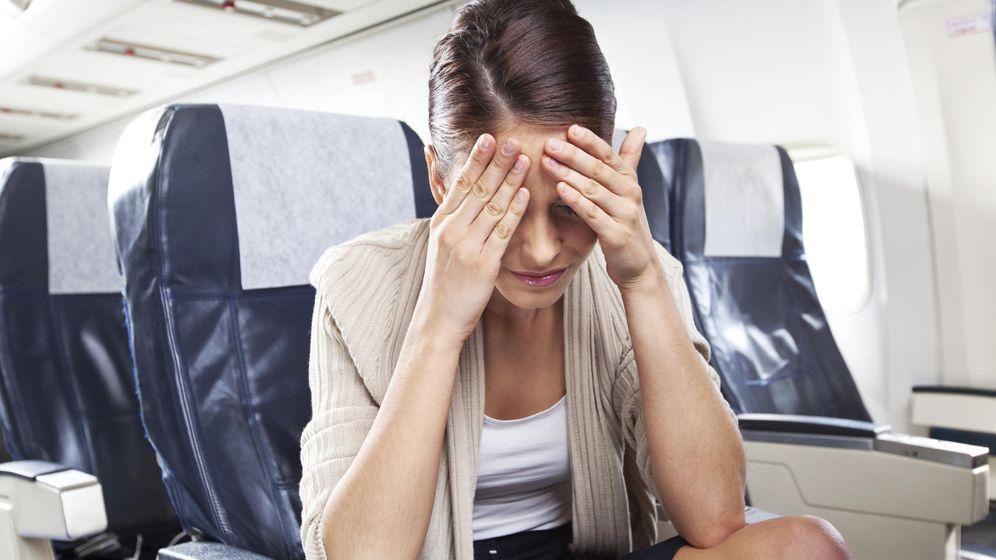 Foto: Nuestro cuerpo es sometido a importantes cambios cuando viajamos en avión. (iStock)