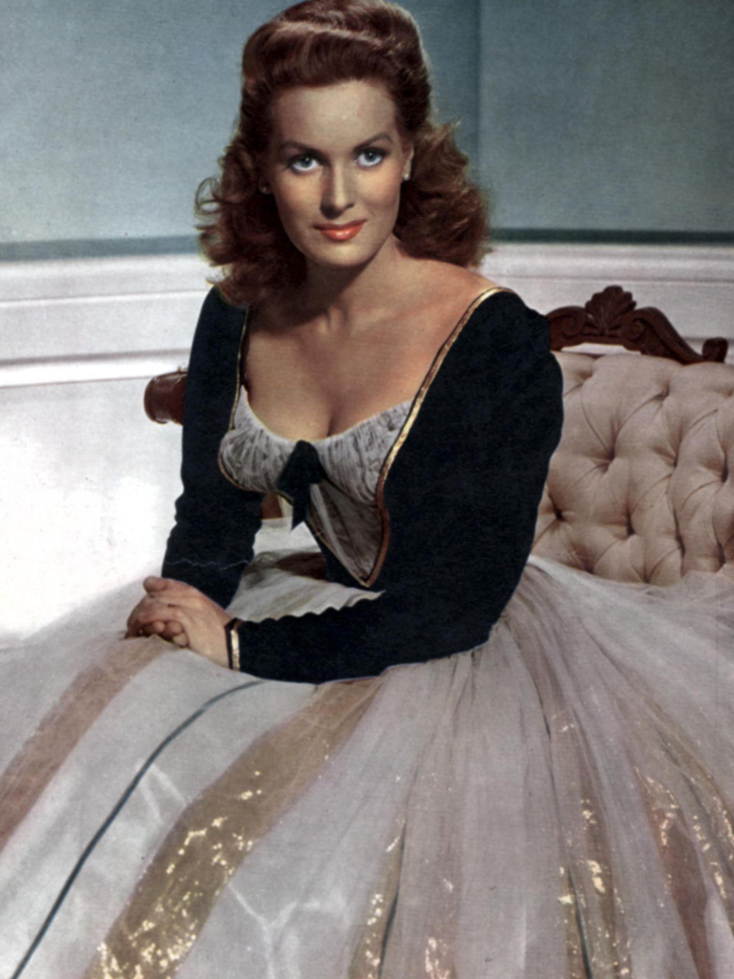 La actriz en 1948 (Gtres)