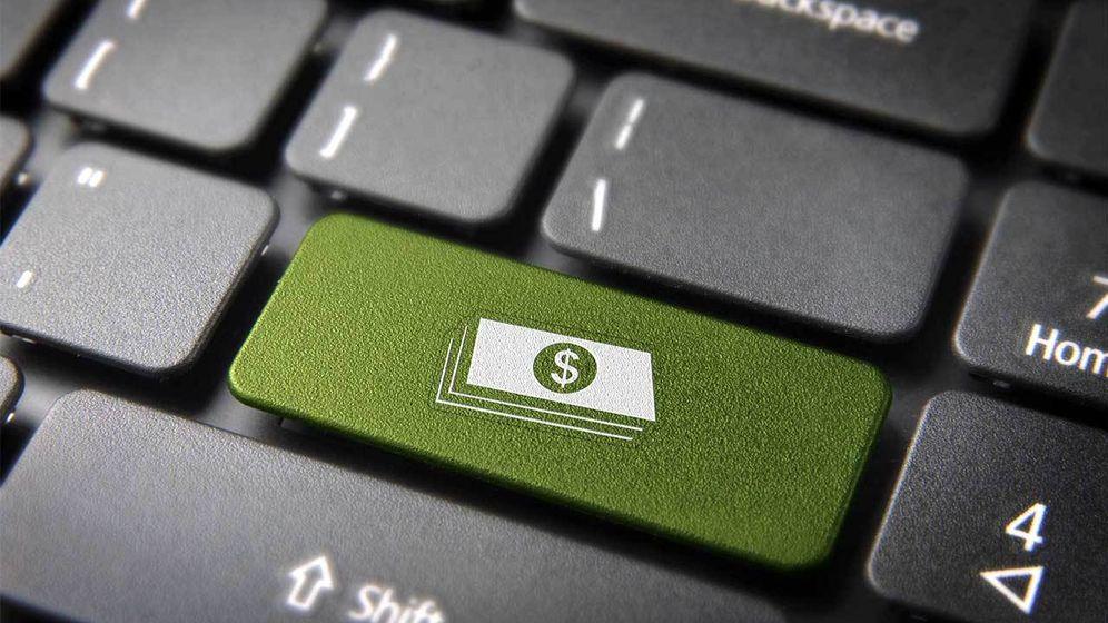 Foto: El teclado de un ordenador
