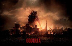 Godzilla, el nuevo héroe americano