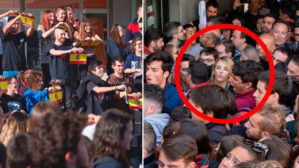 La Autónoma de Barcelona, un campus bajo la ley del miedo de la CUP y Arran