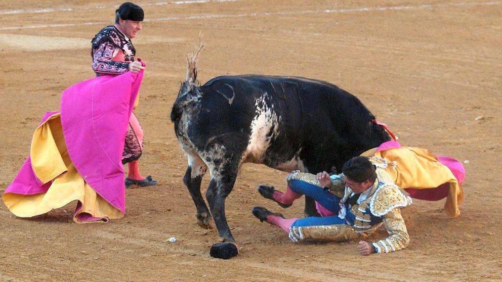 Fran Rivera, herido de gravedad por un toro en Huesca