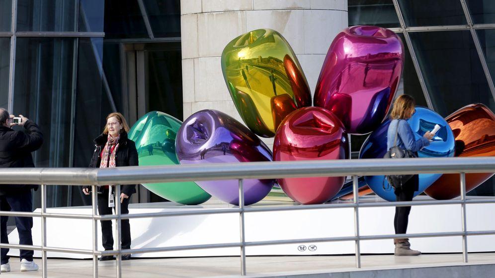 Foto: Los turistas extranjeros gastan en España la cifra récord de 37.217 millones. (EFE)