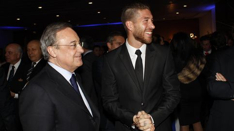 Sergio Ramos y Florentino: ¿Por qué hablar de amor cuando sólo es dinero?